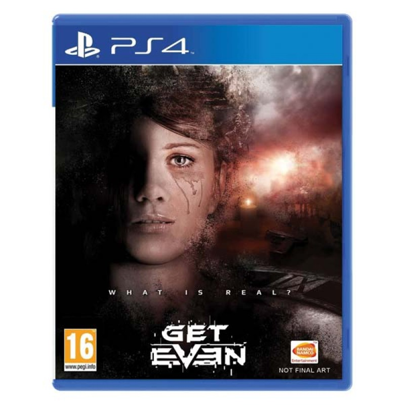 PS4 Get Even
