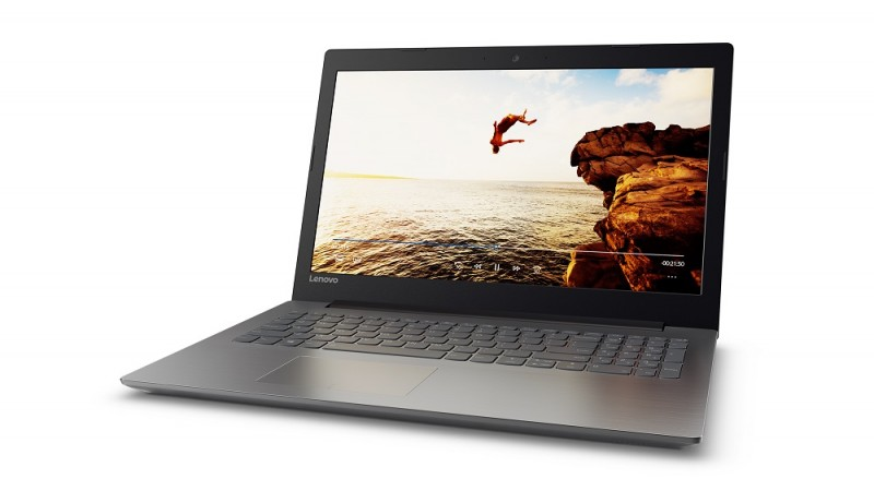 Lenovo IdeaPad 320-15IAP Intel N3350 15.6AG 4GB 500GB IntelHD 500 BT4.1 DOS Onyx Black (80XR013NYA)