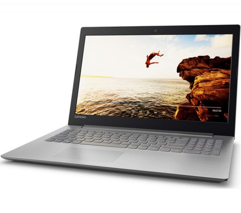Lenovo IdeaPad 320-15IAP Intel N3350 15.6AG 4GB 500GB IntelHD 500 BT4.1 DOS Platinum Grey (80XR013VYA)