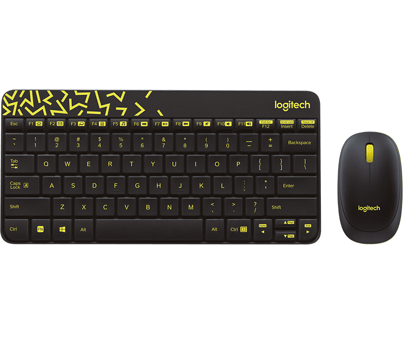 LOGITECH MK240 Wireless Desktop YU tastatura + miš