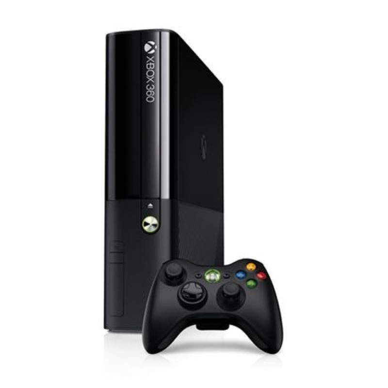 XBOX360 Console SLim 4GB Stingray + Peggle 2 +GTA SA + Dead  Space 3