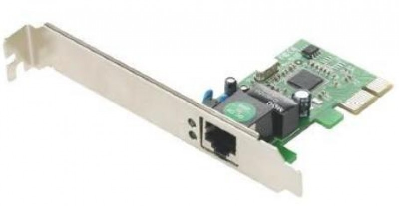 NIC-GX1 GIGABIT ETHERNET PCI-EX CARD 10/100/1000