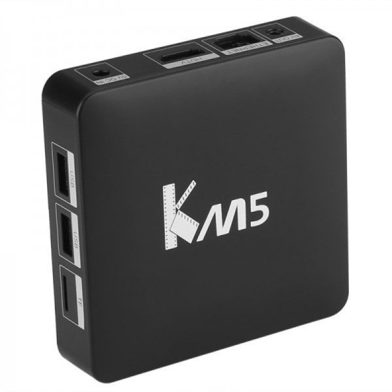 GMB-K5 Gembird smart TV box S905X quad,1GB RAM/8GB ROM, GPU Mali450 4K 64bit, KODI Android 6.0