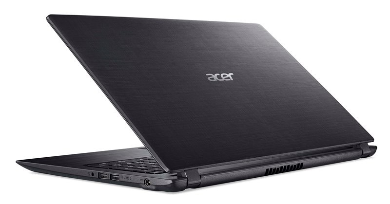 Acer A315-31 Intel Celeron N3350/15.6HD/4GB/500GB/Intel HD/Windows 10 home/Black (NX.GNTEX.063)