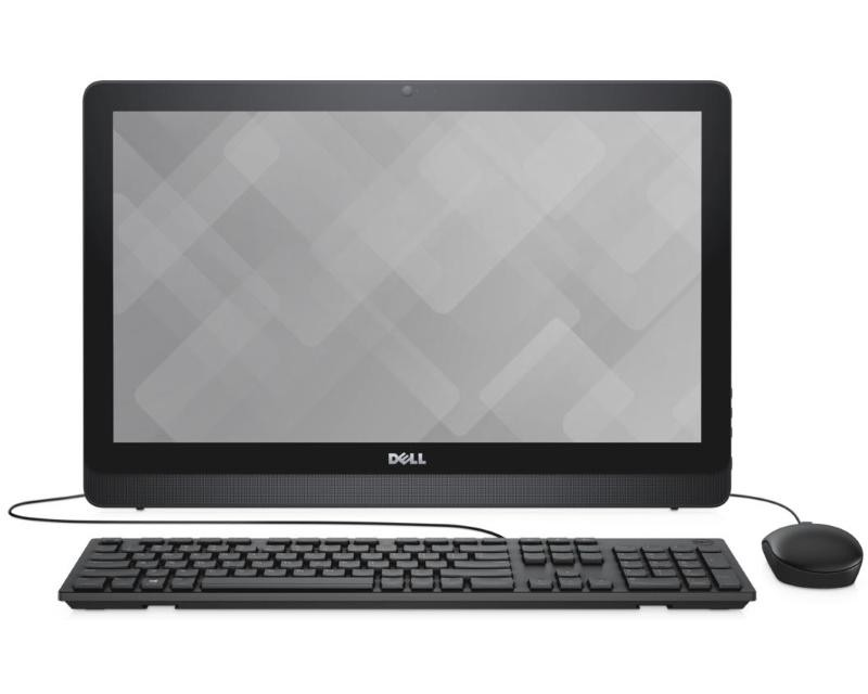 DELL Inspiron 22 (3264) 21.5 FHD Core i5-7200U 2-Core 2.5GHz (3.1GHz) 8GB 1TB ODD Windows 10 Home 64bit crni + tastatura + miš 5Y5B