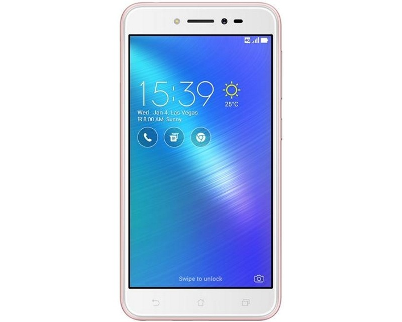 ASUS ZenFone Live Dual SIM 5 2GB 16GB Android 6.0 pink (ZB501KL-PINK-16G)