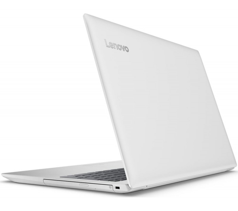 Lenovo IdeaPad 320-15IAP Intel N4200 15.6AG 4GB 500GB IntelHD 500 BT4.1 DVD-RW DOS Blizzard White (80XR00CMYA)