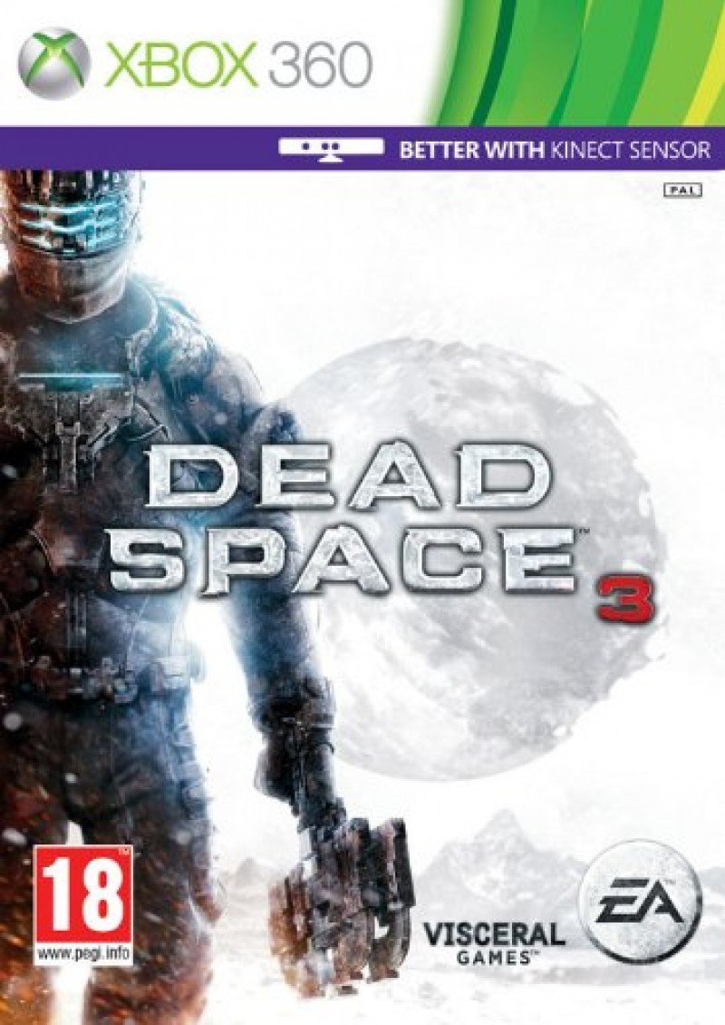 XBOX360 Dead Space 3
