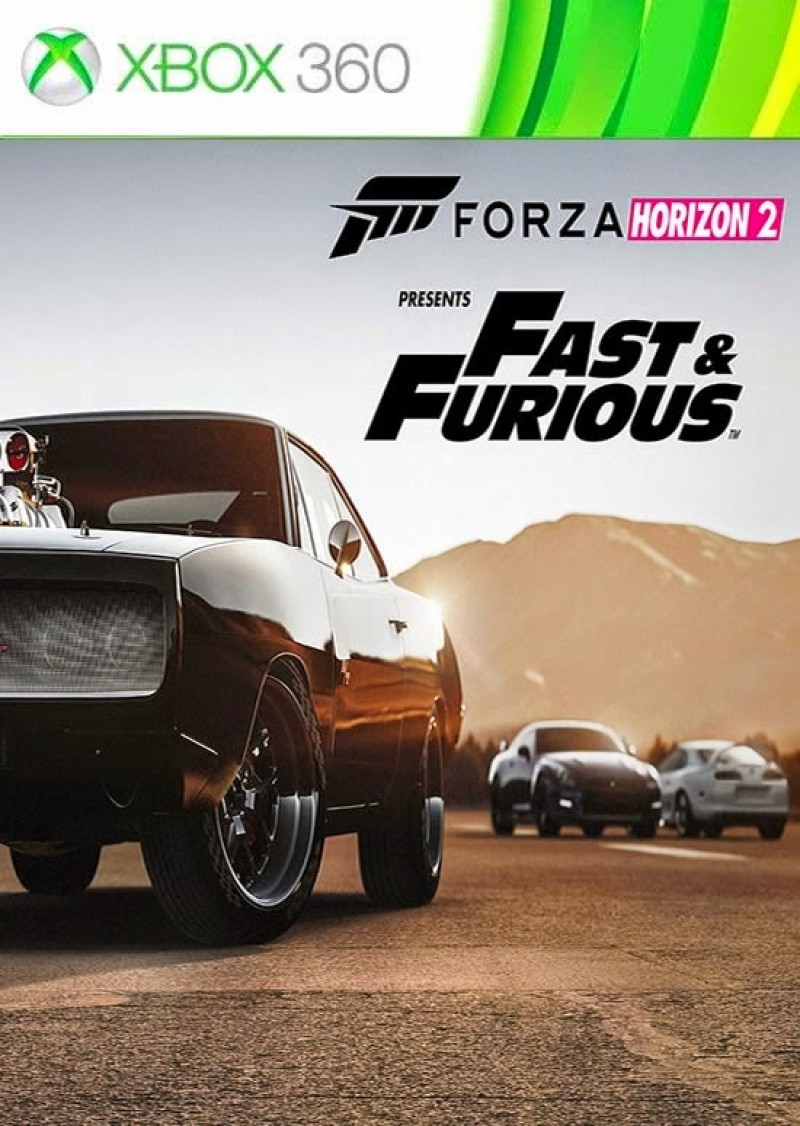XBOX360 Fast and Furious