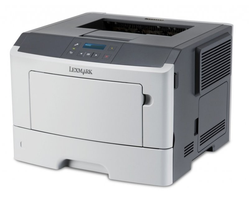 Lexmark MS317dn A4, LAN, duplex