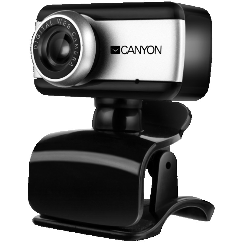 Enhanced 0.3 Megapixels resolutions webcam with USB 2.0 connector, 360 rotary view scape, sensitive microphone, multifunctional pedestal an