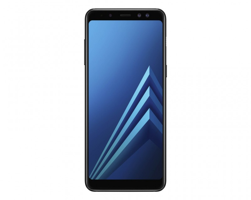 Samsung A8 Black Dual SIM