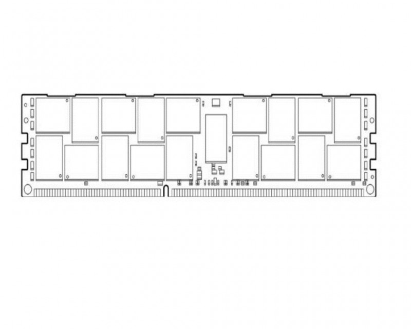 HPE 8GB (1x8GB) Single Rank x8 DDR4-2133 CAS-15-15-15 Unbuffered Standard Remarket Memory Kit