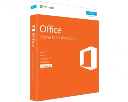 MICROSOFT Office 2016 FPP DVD P2 Home and Business Serbian 32bit64bit T5D-02721