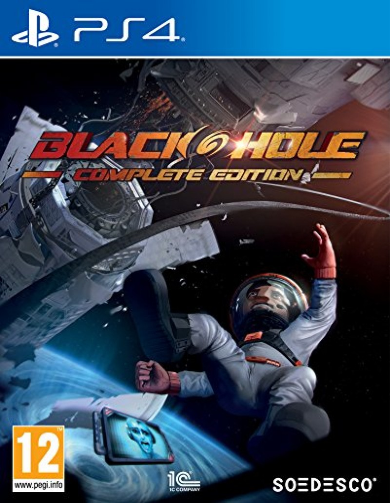 Soedesco PS4 Blackhole: Complete Edition