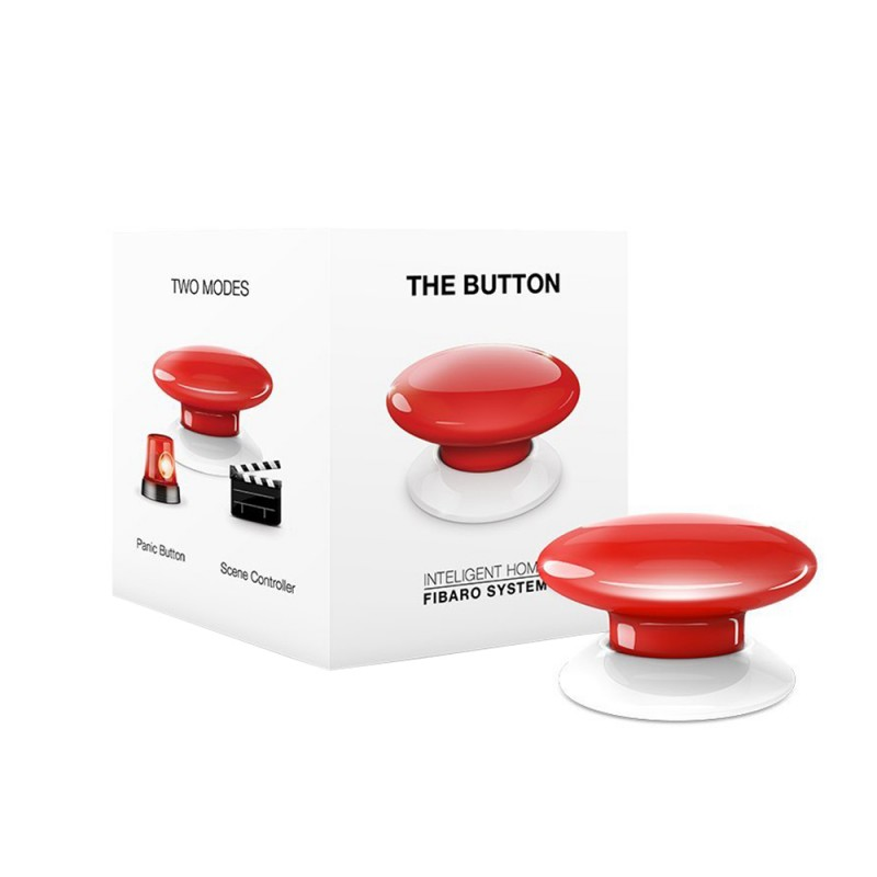Fibaro Fibaro The Button Red
