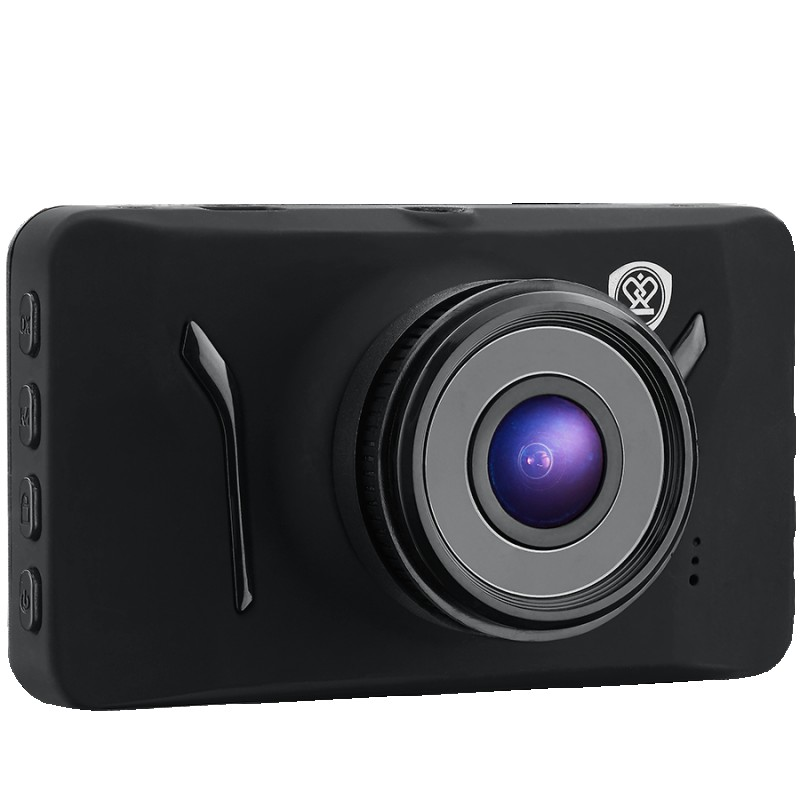 Car Video Recorder PRESTIGIO RoadRunner 525 (FHD 1920x1080@30fps, 3.0 inch screen, 2 MP CMOS OmniVision image sensor, 5 MP camera, 120° Vie