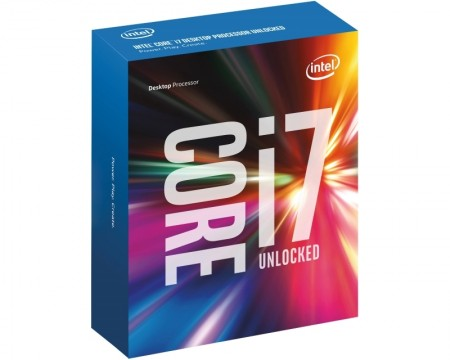 INTEL Core i7-6700K 4-Core 4.0GHz (4.2GHz) Box