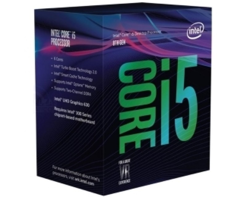INTEL Core i5-8600 6-Core 3.1GHz Box