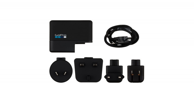 GoPro Supercharger ( Dual POrt Fast Charger ) (AWALC-002-EU)