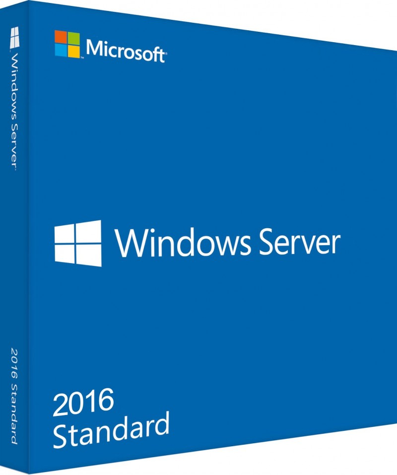 Windows Svr Std 2016 64Bit English 1pk DSP OEI DVD 16 Core (P73-07113)