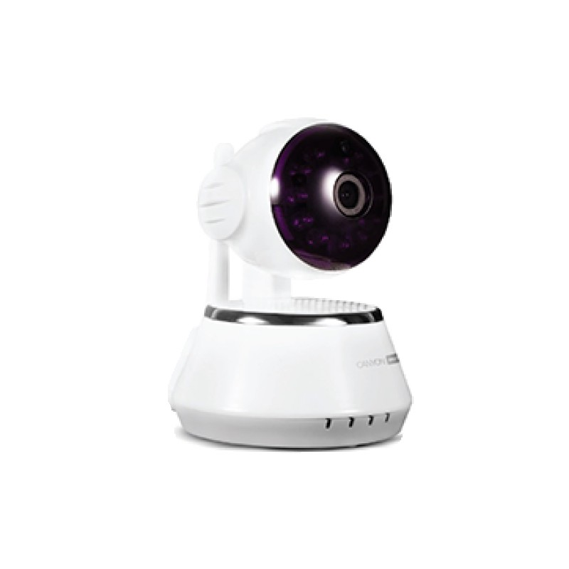 CANYON HD IP Camera Indoor surveillance HD camera with wide-angle rotation, white ( CNSS-CM1W )