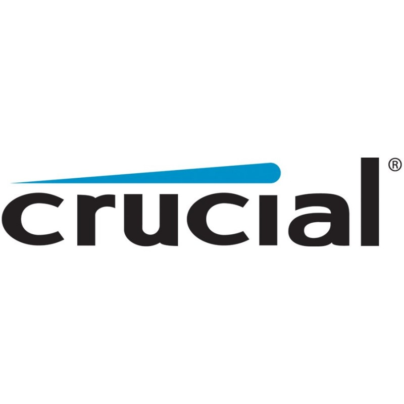 CRUCIAL 4GB DDR4 2400 MTs (PC4-19200) CL17 SR x16 Unbuffered SODIMM 260pin