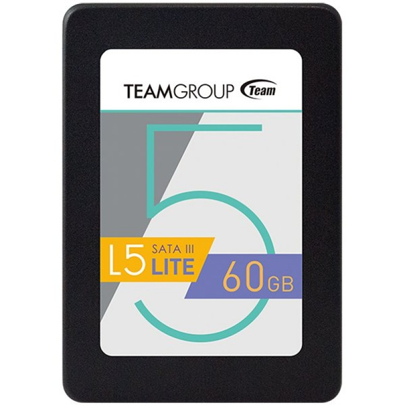 TEAM 2.5 STD SATA3 L5 LITE 7mm 60GB RETAIL