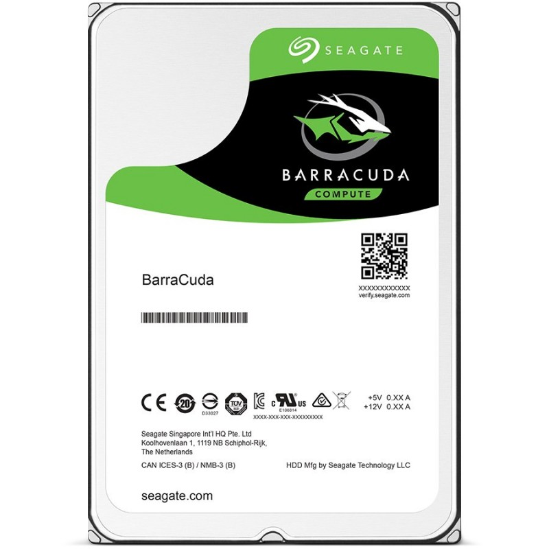 SEAGATE HDD Mobile Barracuda Guardian (2.5 3TB SATA 6Gbs rmp 5400)