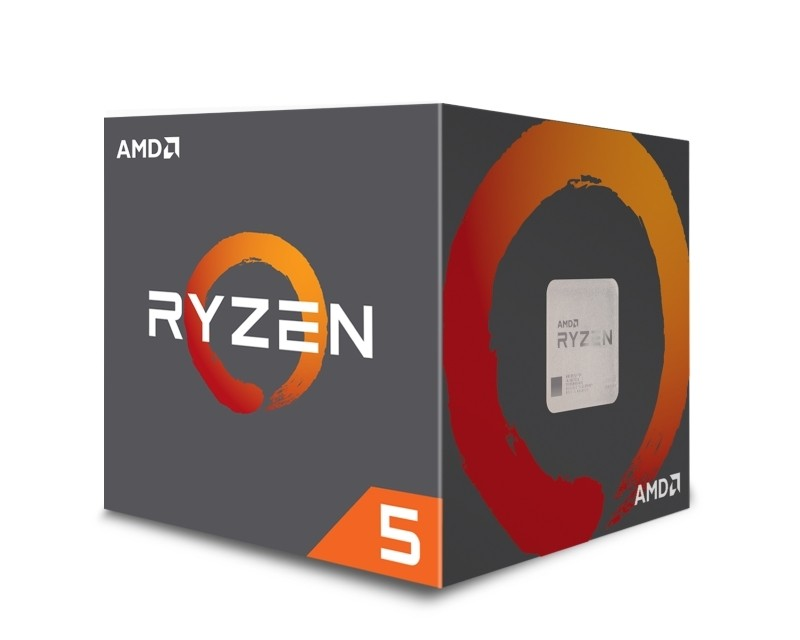 AMD Ryzen 5 2600 6 cores 3.4GHz (3.9GHz) Box