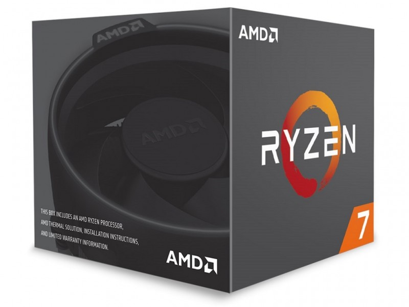 AMD Ryzen 7 8C16T 2700 (4.1GHz 20MB 65W AM4)