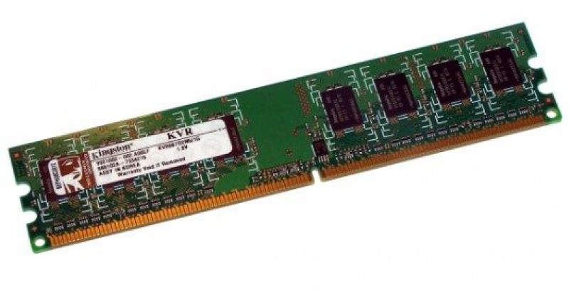 KINGSTON ** 1GB RAM memorija DDR2 667 (PC2 5300, CL5) 240-Pin KVR667D2N5/1G-PL
