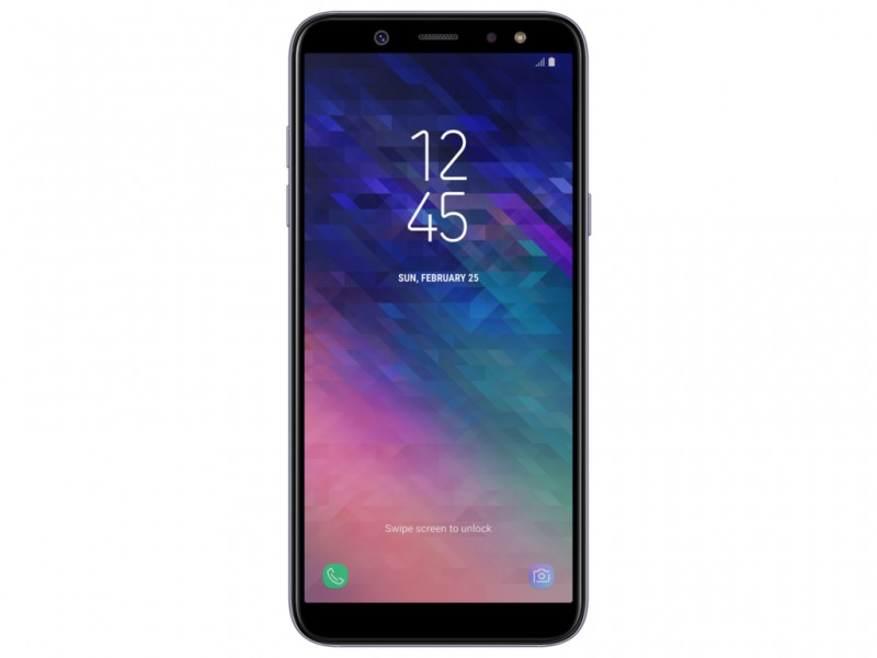Samsung Galaxy A6 DS Orchid Gray