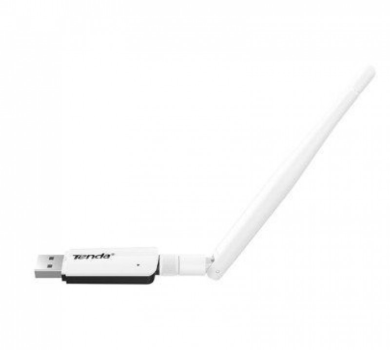 Tenda U1 Wireless N300, USB adapter detachable antena
