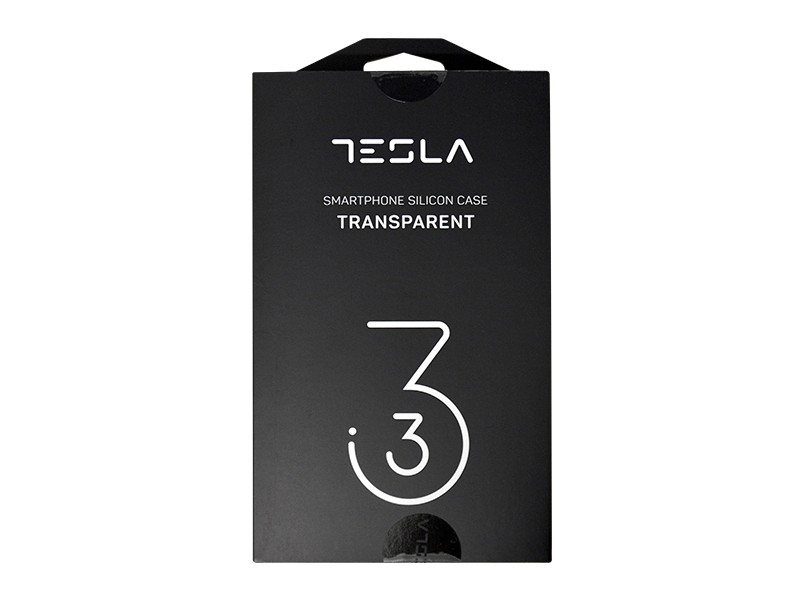Tesla transparent silicon cover for 3.3 Lite