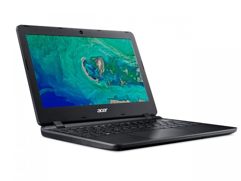 Acer A111-31 Intel Celeron Quad N4100 11.6HD 4GB 32GB eMMC Intel UHD 600 Win 10 home Obsidian Black (NX.GW2EX.007)