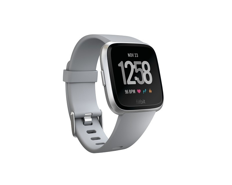Fitbit Versa Silver Grey
