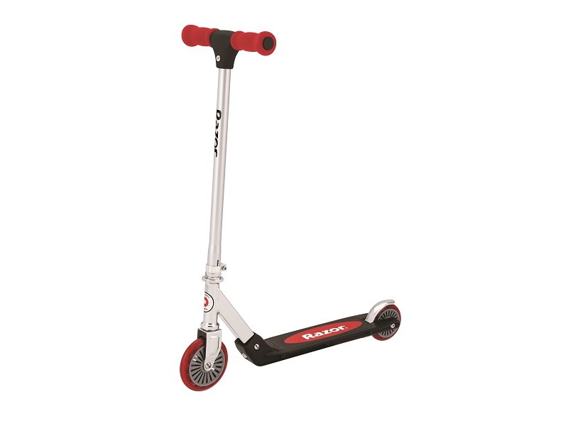 Scooter B120 - Red