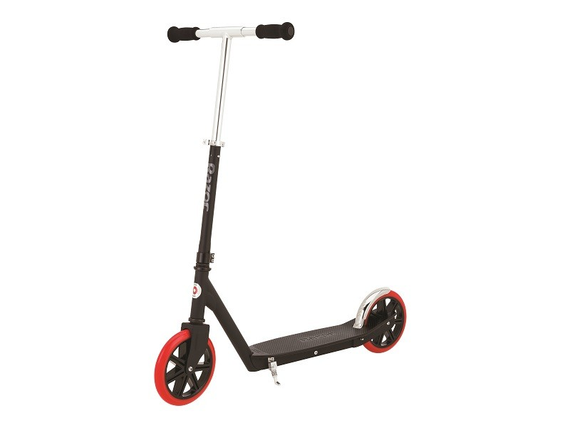 Carbon Lux Scooter - Black