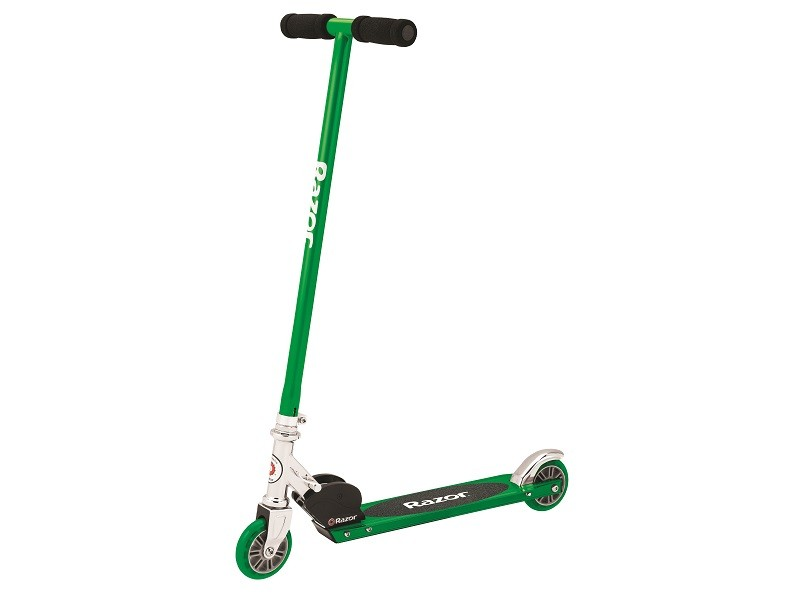 Scooter S - Green