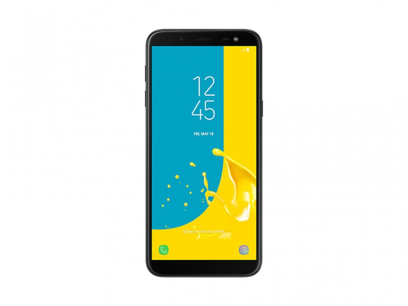 Samsung Galaxy J6 DS Black 32GB