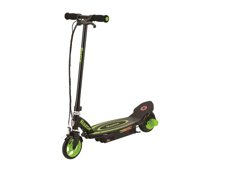 Electric Power Core E90 Scooter - Green