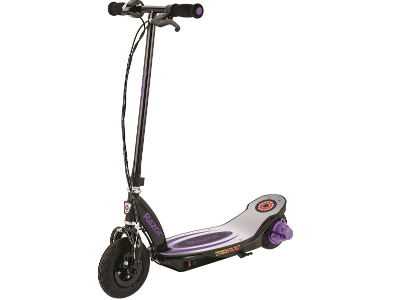 Electric Power Core E100 Scooter - Purple