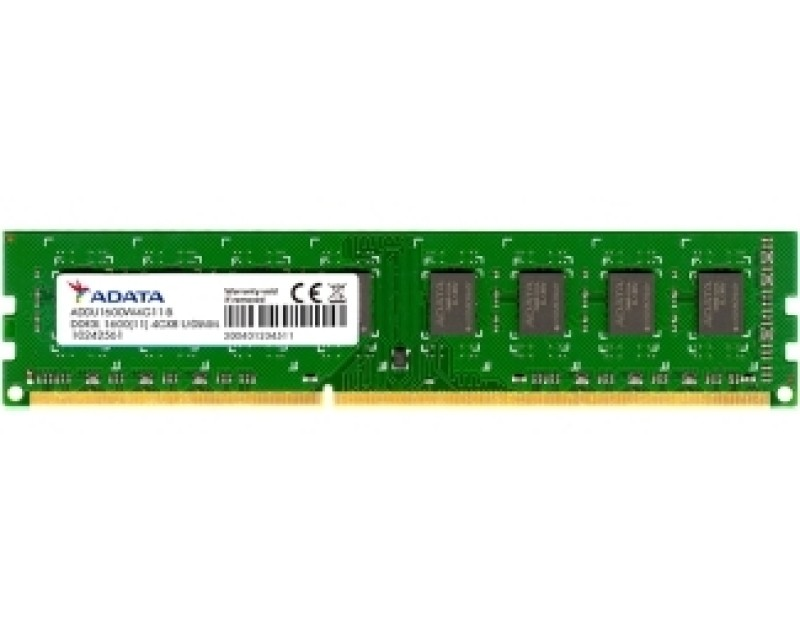 A-DATA DIMM DDR3 8GB 1600MHz ADDU1600W8G11-S