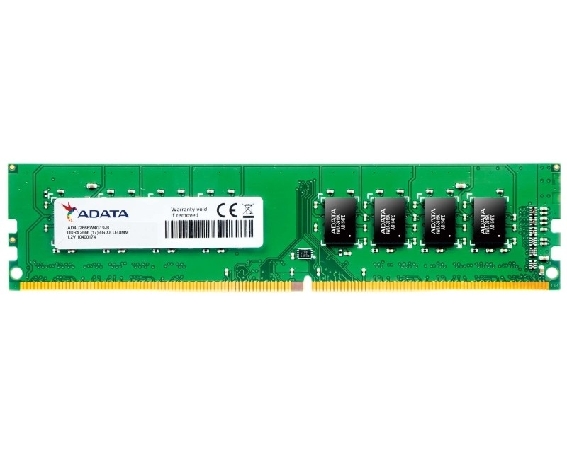 A-DATA DIMM DDR4 8GB 2666MHz AD4U266638G19-S