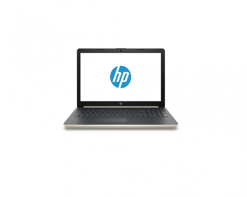 HP 15-da0038nm Pentium N5000 QC 15.6FHD AG slim 4GB 256GB SSD UHD 605 FreeDOS Gold (4RP70EA)