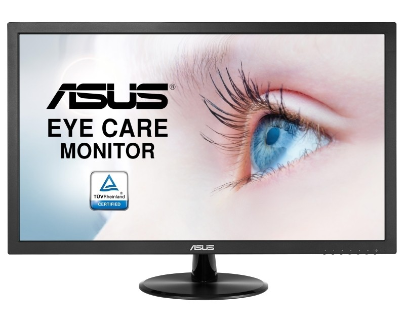 ASUS 21.5 VP228DE LED crni monitor