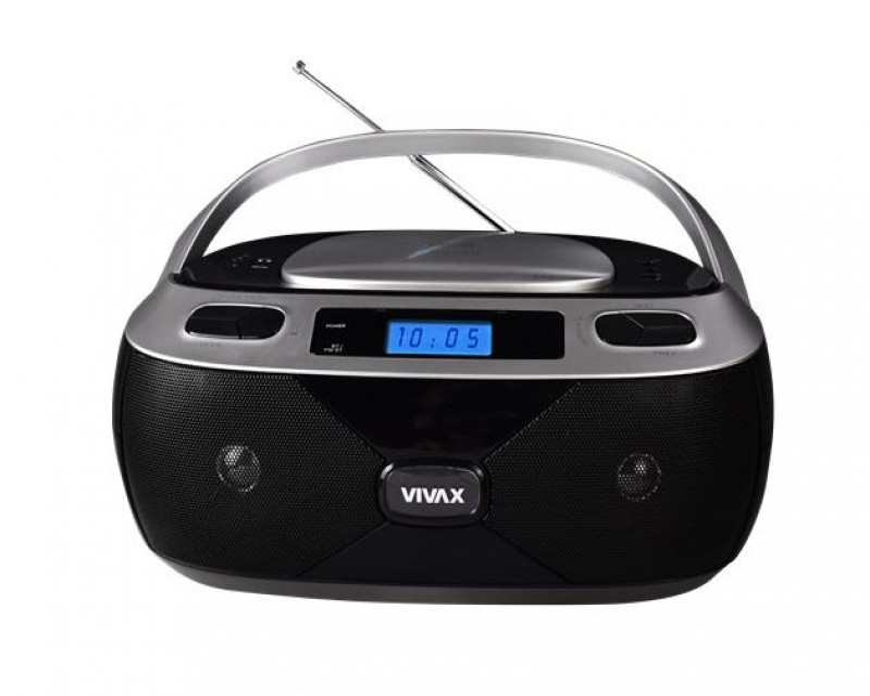 VIVAX VOX prenosni radio APM-1040 sivi