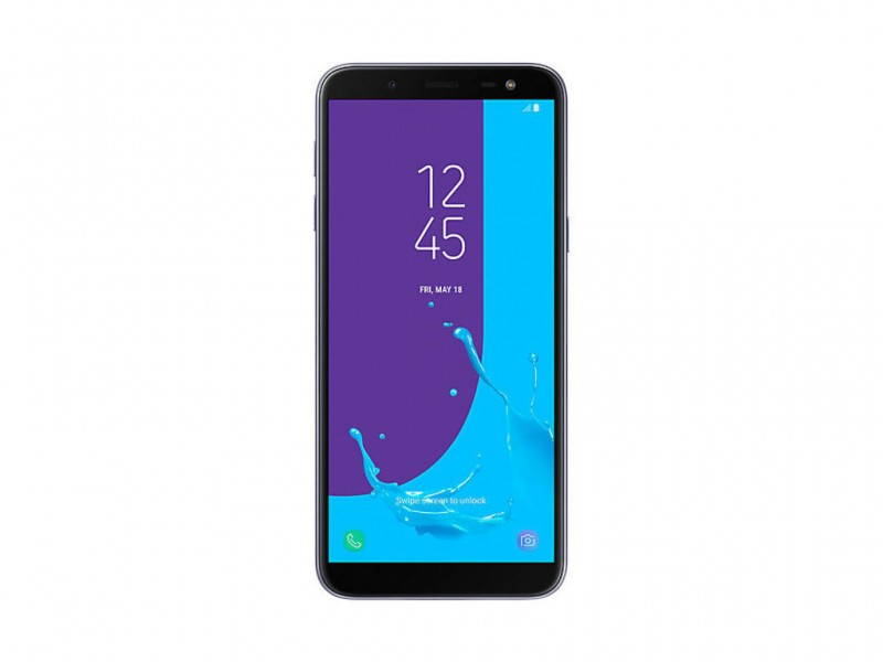 Samsung Galaxy J6 DS Orchid Gray 32GB