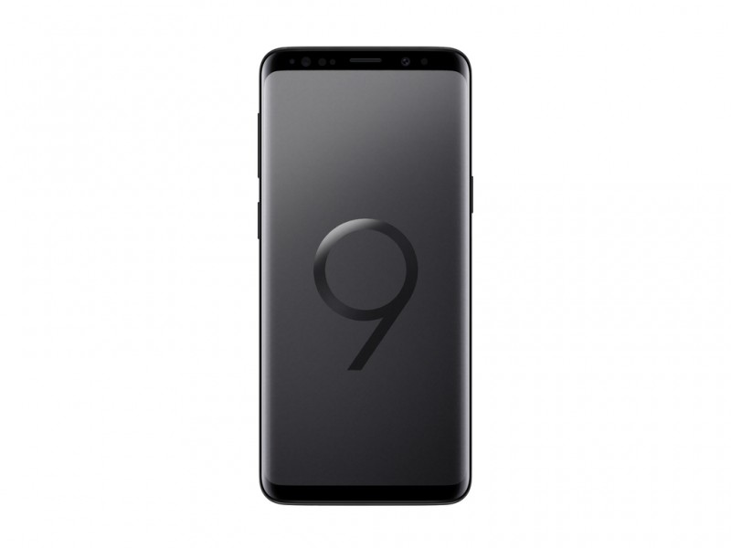 Samsung Galaxy S9 PLUS DS Black